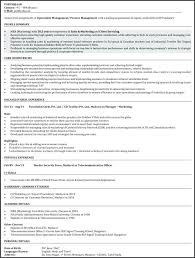 Sample Experience Resume Download Resume Samples Work Experience