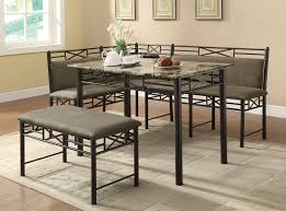 Light Wood Kitchen Table Kitchen Black Kitchen Table Set With Light Gray Wood Dining