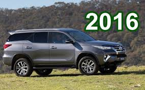 new car 2016 toyota2016 Toyota Fortuner  Drive OffRoad and Static Shots  Interior