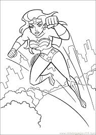 dc comics supergirl coloring pages free printable coloring page wonder woman cartoons wonder woman coloring pages