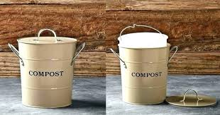 compost bucket for kitchen compost buckets for kitchen counter kitchen craft compost bin nz