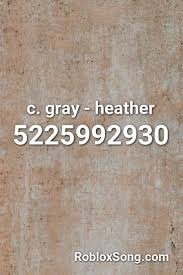 All of coupon codes are verified and tested today! C Gray Heather Roblox Id Roblox Music Codes Roblox Codes Coding Roblox Funny