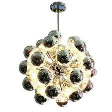 chrome sputnik chandelier worldwide lighting starburst light chrome finish and clear crystal