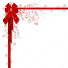 Red Ribbon Design Beautiful Design Of White Background Red Ribbon Stock