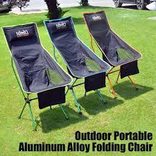 <b>Portable Collapsible</b> Chair Fishing <b>Camping BBQ</b> Stool <b>Folding</b> ...