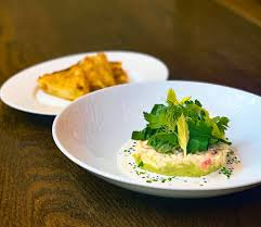 Swift & Sons - Our new King Crab Salad ...
