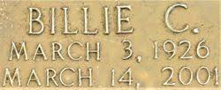 Billie Cortez Williams Clark (1926-2001) - Find A Grave Memorial