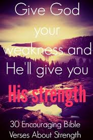 Bible Quotes About Strength Mesmerizing Strength Bible Quotes Comfortable Encouraging Bible Verses About