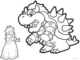 Mario Kart Coloring Pages G Pages For Kids Dry Page Kart Racing