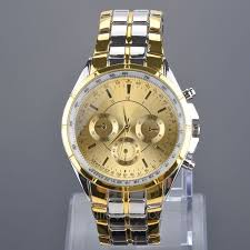 titan gold watches for men best watchess 2017 aliexpress new 2016 full stainless steel gold watch