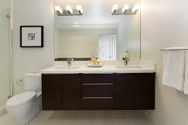 double vanity lighting. Bathroom Vanity Lights Contemporary With Floating Double Sinks Lighting