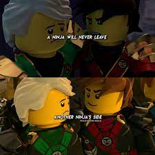 This is NOT greenflame! This is Kai taking care of Lloyd like an older  brother would. | Ninjago memes, Ninjago, Lloyd