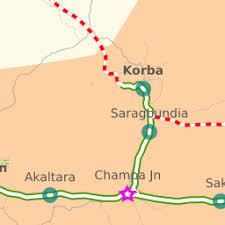 Gevra Road - Raipur MEMU/68745 Train Running Status Gevra Road/GAD to  Raipur/R - Railway Enquiry