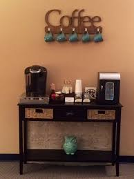 office coffee bar. Coffee Bar For My Therapy Office I