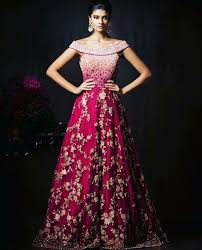 wonderful dresses for indian wedding reception 32 on black and