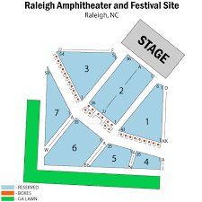 Raleigh Amphitheater Seating Chart Ajr Raleigh Tickets Ajr Red Hat Amphitheater Saturday May