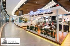 Project Ezo Cheesecakes Bakery Aeon Jgc Mall Jakarta Indonesia