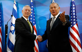 Israeli Leaders Tell Mattis They Sense 'Welcome Change' in US Leadership |  Voice of America - English