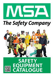 Msa Safety Equipment Catalogue Industrial And Bearing Supplies