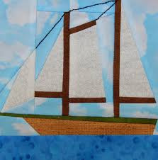 Sailboat Quilt Pattern Magnificent Inspiration Ideas