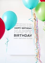 Free Birthday Posters 8 Free Birthday Printables All Time Favorite Printables