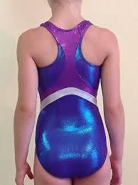 Details About Under Armour Gymnastics Leotard Pink Orange