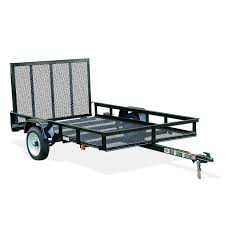 shop carry on trailer 4 ft x 6 ft wire mesh utility trailer with Lowes Trailer Wiring Harness carry on trailer 4 ft x 6 ft wire mesh utility trailer with 7-Way Trailer Wiring Diagram
