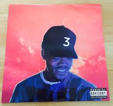 chance the rapper coloring book vinyl