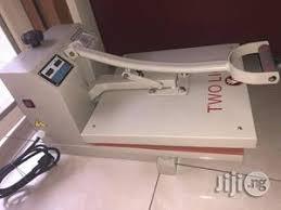 Two Lion <b>Stone</b> Machine in Lagos <b>Island</b> - <b>Printing</b> Equipment ...