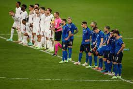 Shootout in England vs. Italy ...