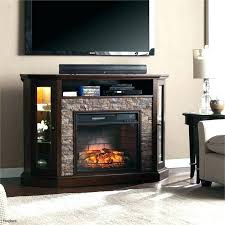 wonderful corner electric fireplace tv stand combo design oak davidson indoor canada uk entertainment center heater
