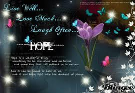 Live Love Laugh Quotes Impressive LiveLoveLaughHope Picture 48 Blingee