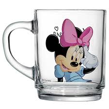 <b>Кружка LUMINARC DISNEY MINNIE</b> COLORS 250мл L2123 ...