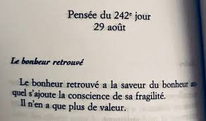 Fragilité Du Bonheur Citations Belles Citations Citations
