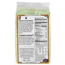Green Mill Nutrition Chart Bobs Red Mill Green Pea Flour 24 Oz 680 G Discontinued Item