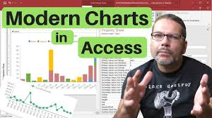 Modern Charts In Access 2019 And 2016 O365