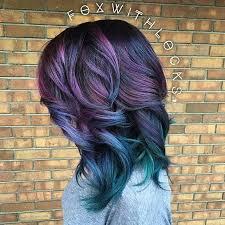 Revoluce V Barvení Vlasů Co Je Color Melting Loshairoscom