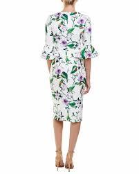 Alton Gray Size Chart Sheath Dress