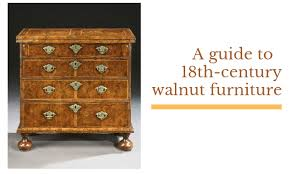 A Guide To 18th Century Antique Walnut Furniture Antique Collecting
