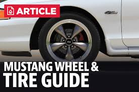 Tire Guide Torque Chart Mustang Wheel Tire Guide Sn95 New Edge Lmr Com