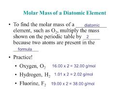 7.1 Notes Continued…The Mole! Key Concepts Why do chemists use the ...