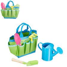 childrens kids gardening tool toy set