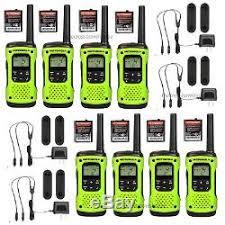 motorola t600. motorola talkabout t600 h2o walkie talkie 8 pack set two way radios waterproof t