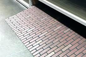 faux brick flooring brick flooring how to paint a faux brick wall gray house studio faux faux brick flooring