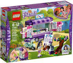 Mua đồ chơi LEGO Friends 41332 Emma's Art Stand. Giá: 689.000 (tiết kiệm:  15%). LEGO Chính hãng. Giảm giá tới 50%. Haypley - Hệ thống cửa h… | Lego, Đồ  chơi, Cửa sổ
