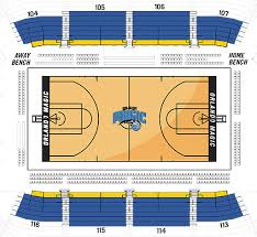 Courtside Ultimate Seating Amway Center