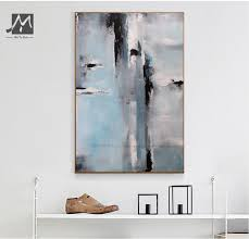 muya large abstract painting vintage canvas art oil painting on canvas modern wall art canvas for