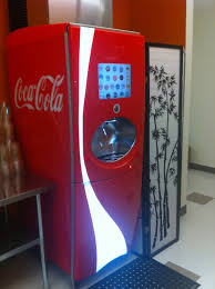 Personal 12 Can Soda Vending Machine New Diet Coke Psychohistory