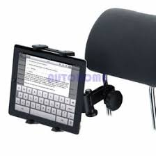 harness for ipad online harness for ipad for 1 x car auto headrest tablet holder 360 degree for ipad epad touch pad 5 10 inches order< 18no track
