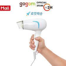 Máy sấy tóc duỗi uốn tự nhiên Delites HDI024 GOG238